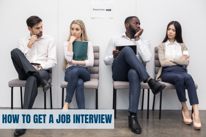 how to get a job interview